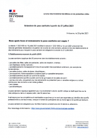 Extension Pass sanitaire – 21.07.21