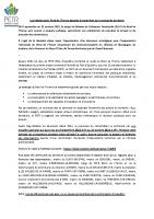 SCOT – enquête publique du SCoT du Nord de l'Yonne
